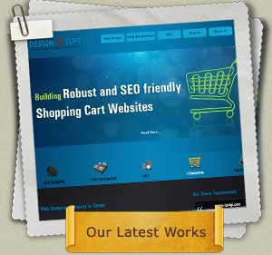 Our Web design, web development, E commerce, shopping cart websites, SEO, Logo design, Brochure Design Works listed here